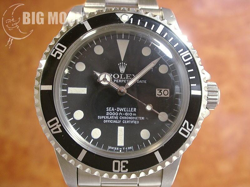 wholesale dealer 1512d 1bc0d ロレックス ヴィンテージ シードゥエラー 型式:1665 Sel.30 ...