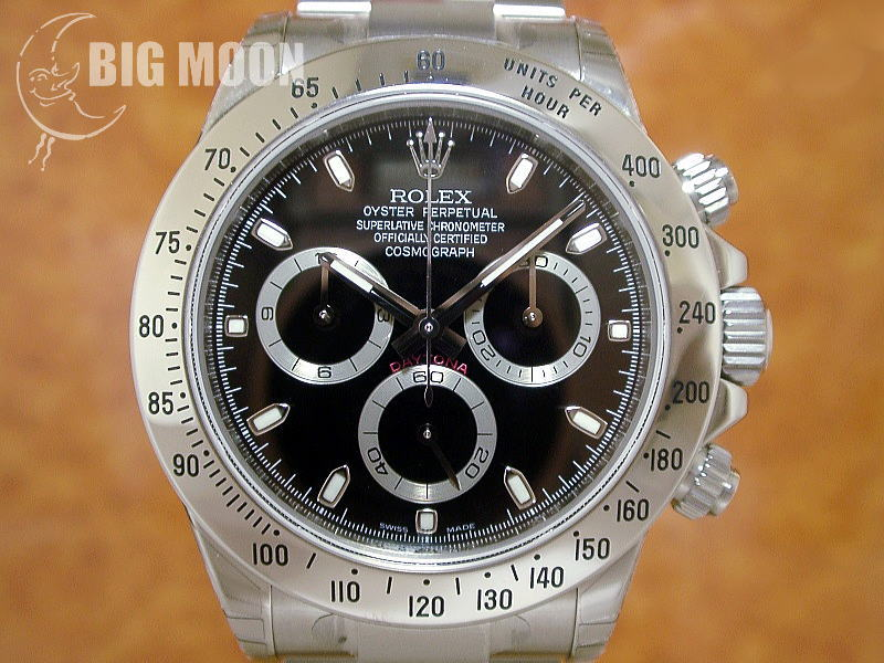 the best attitude d5ca8 ec525 ロレックス デイトナ 型式:116520 V番 商品番号:t3500 ...