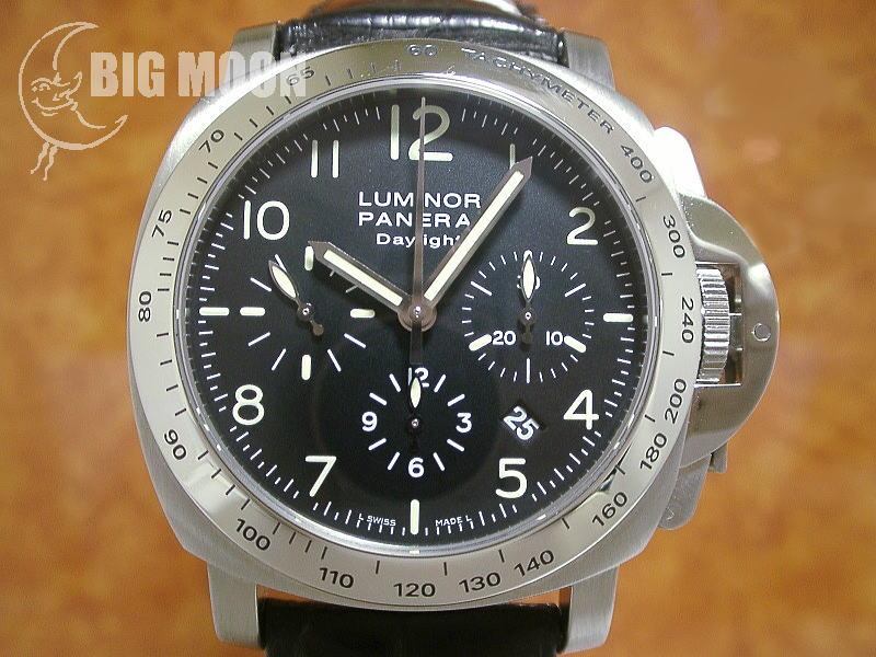 online store 99f10 ebc0b パネライ ルミノール・クロノ・デイライト 型式:PAM00196 I番 ...