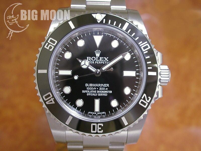 quality design 9c66b c8838 ロレックス サブマリーナー 新型 型式:114060 ランダム 商品 ...