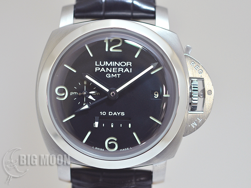 wholesale dealer ab172 d1514 パネライ ルミノール1950・10デイズ・GMT 型式:PAM00270 J番 ...