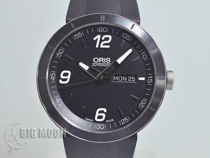 wholesale dealer 4b799 dec25 ORIS オリス TT1・デイデイト 型式:01 735 7651 4174-07 4 25 ...