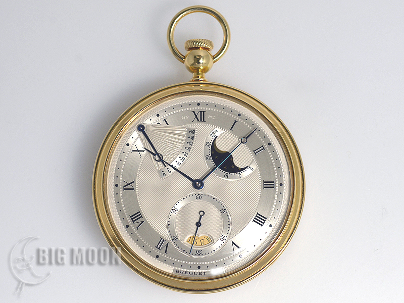new styles c3569 e86e7 ブレゲ スースクリプション 懐中時計 商品番号:t8918 | 名古屋 ...