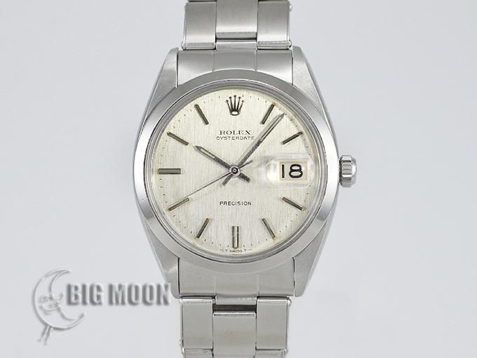 online store ed041 9a2f9 ロレックス ヴィンテージ オイスター デイト 型式:6694 Sel.13 ...