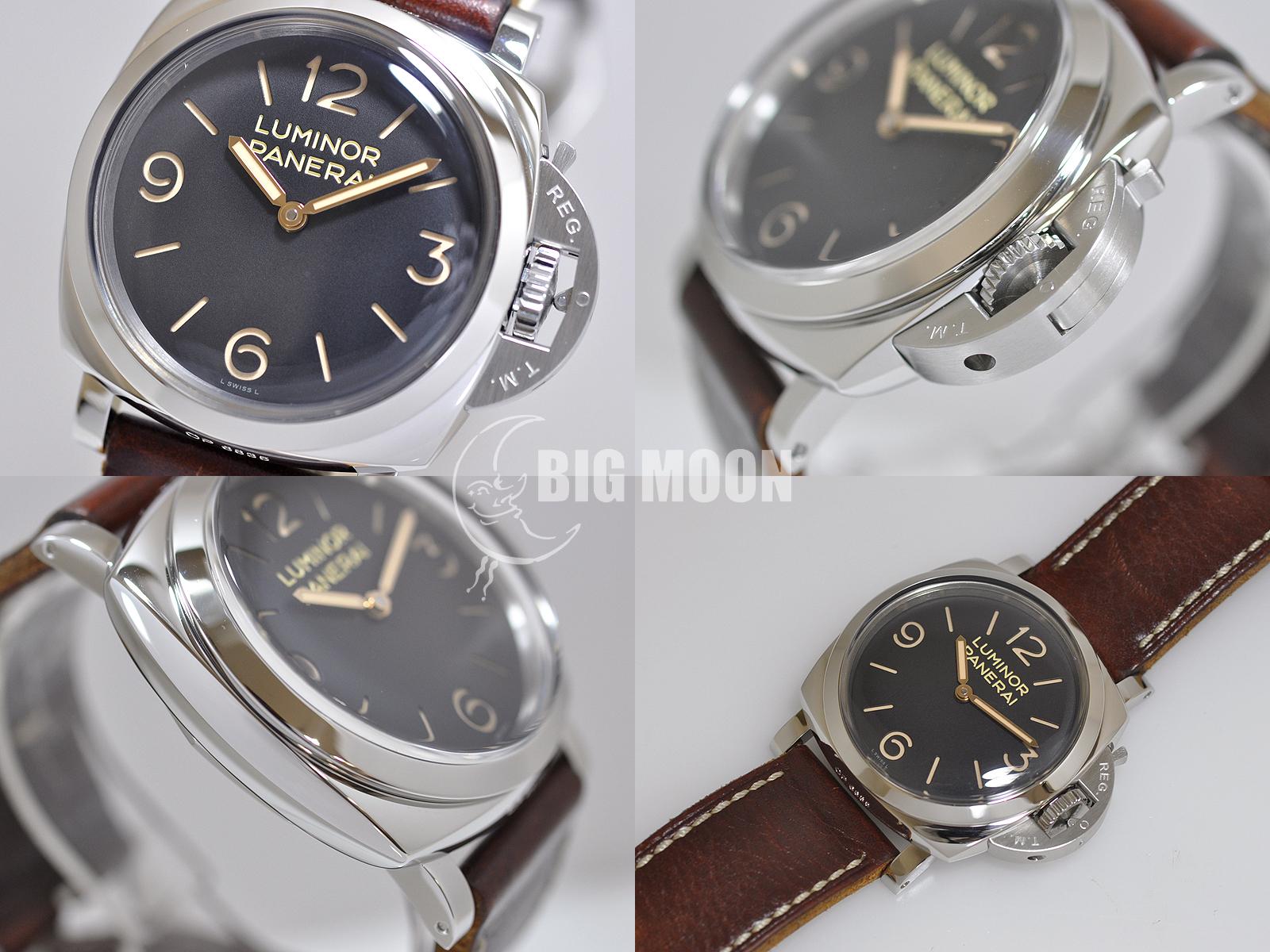 save off 1e459 b7790 パネライ ルミノール1950・3デイズ 47mm 型式:PAM00372 N番 ...