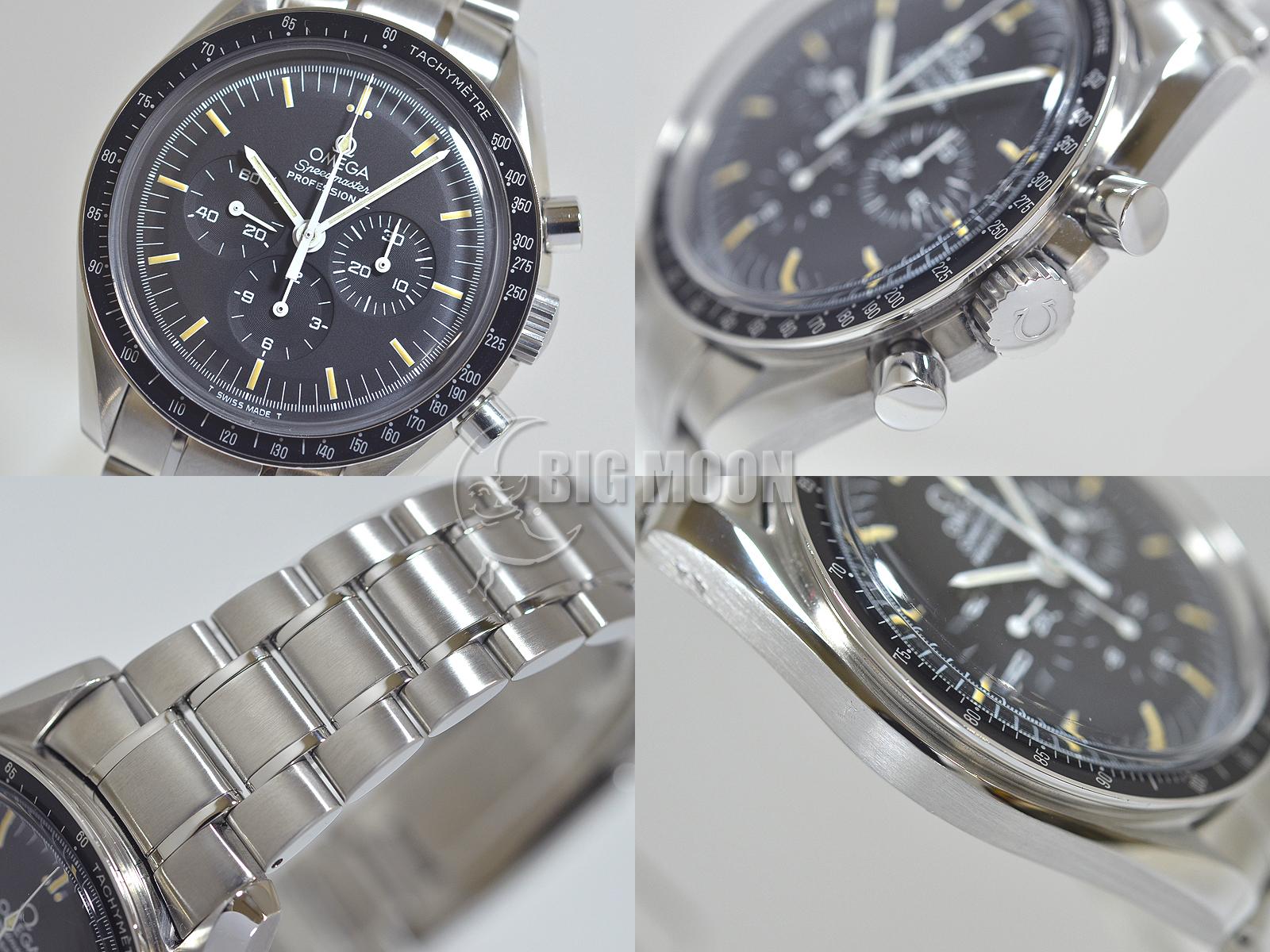 purchase cheap 28ca7 65522 OMEGA オメガ スピードマスター・プロフェッショナル シースルー ...