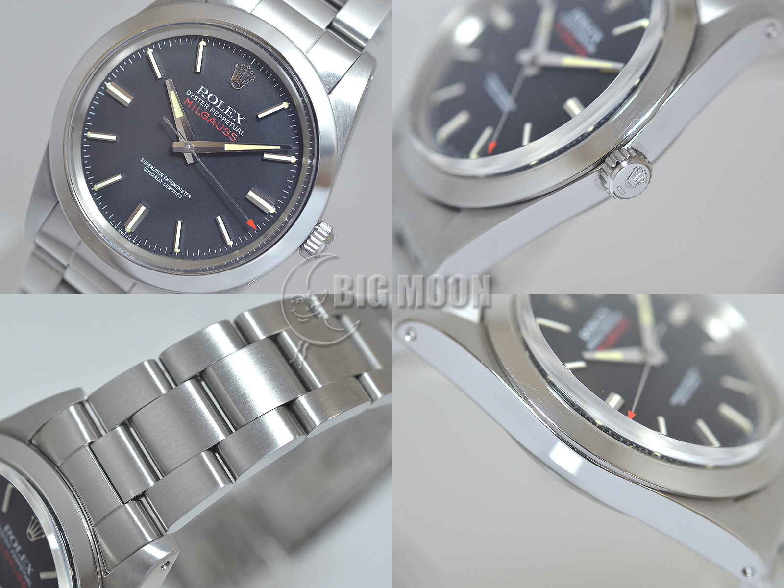 on sale 38ccc 91583 ロレックス ヴィンテージ ミルガウス 型式:1019 商品番号 ...