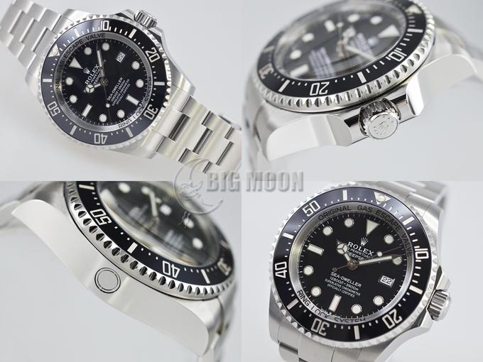 wholesale dealer de656 1dd58 ロレックス ディープシー 型式:126660 ランダム 商品番号 ...
